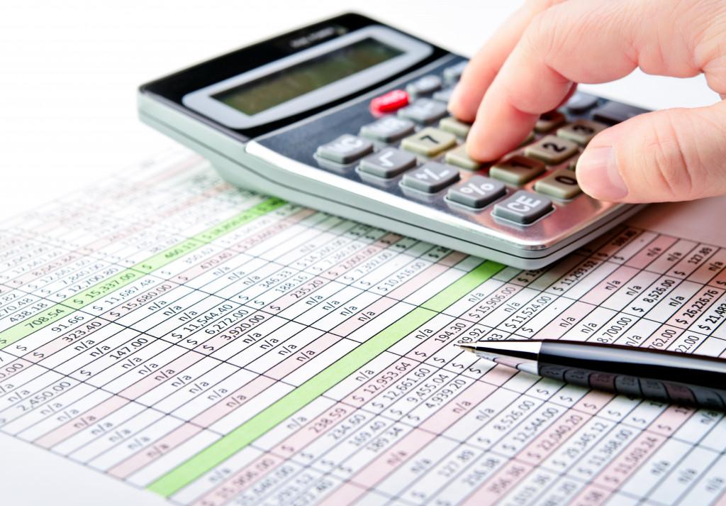 computing taxes