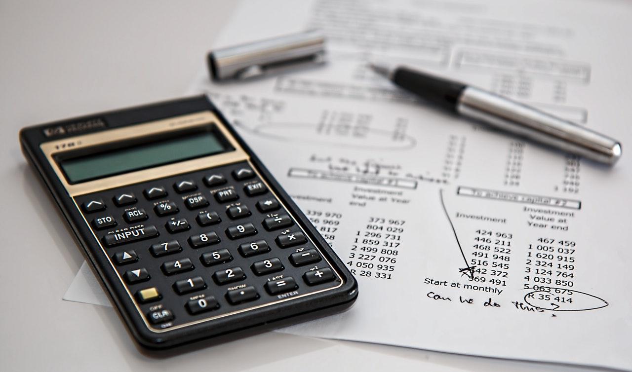 tracking finances